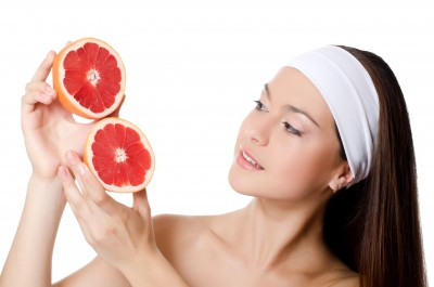 Grapefruit and Healthy Skin